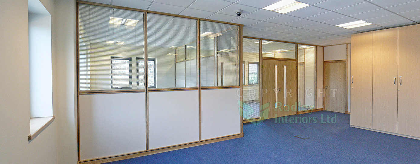 Timber Office Partitioning Systems