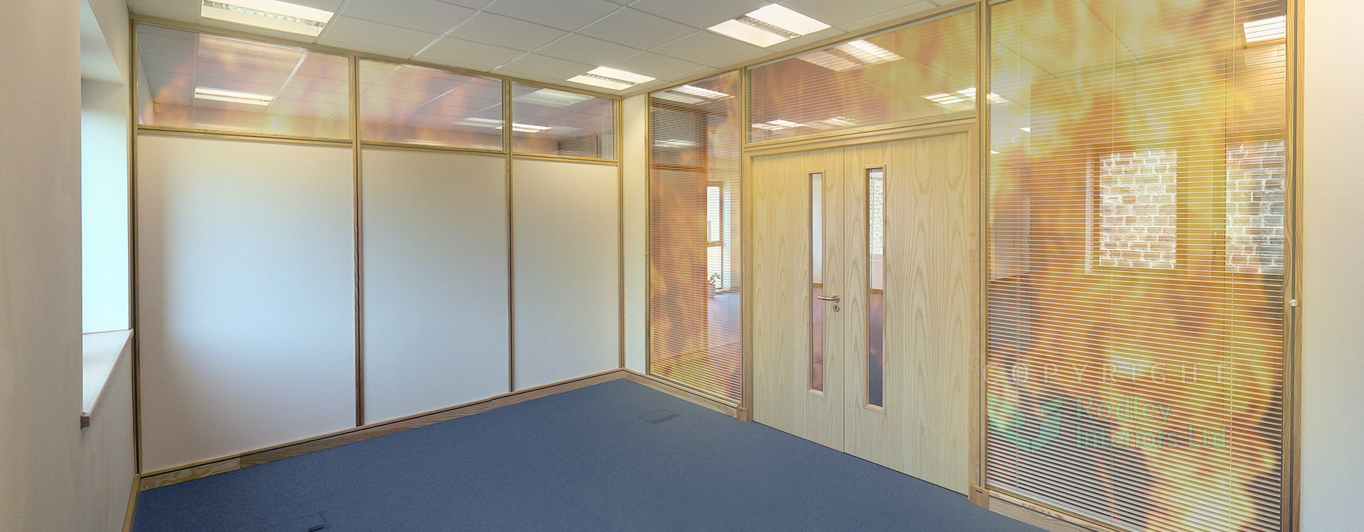 fire rated partitions