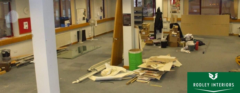 Office Refurbishment in Leeds