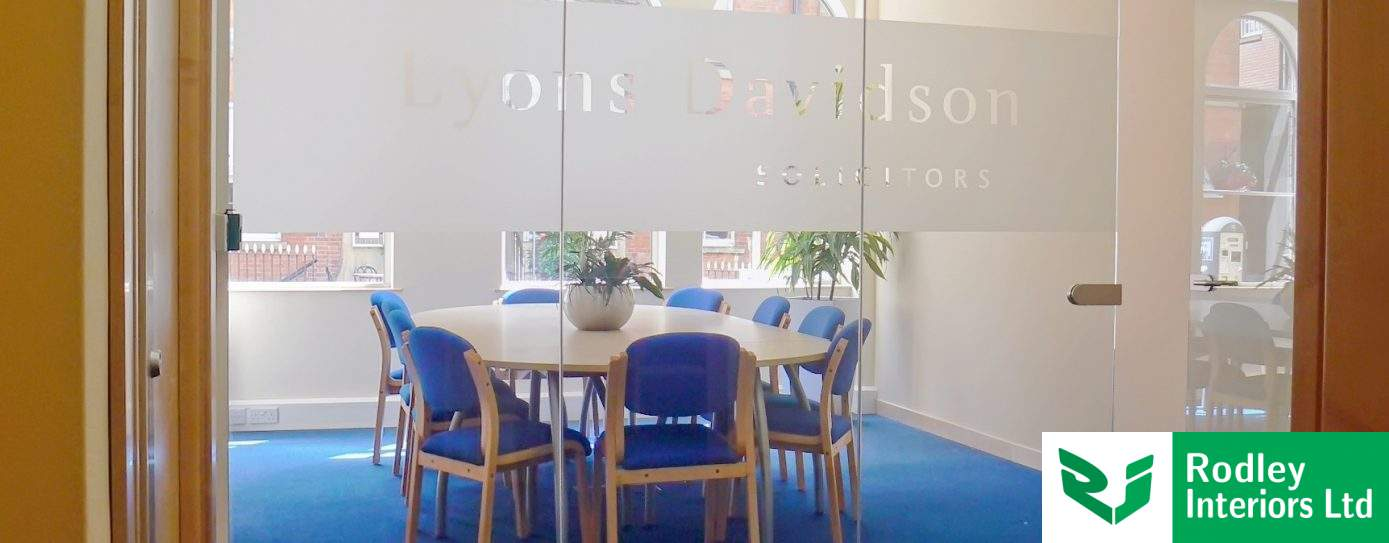 Office Partitioning Systems, West Yorkshire.