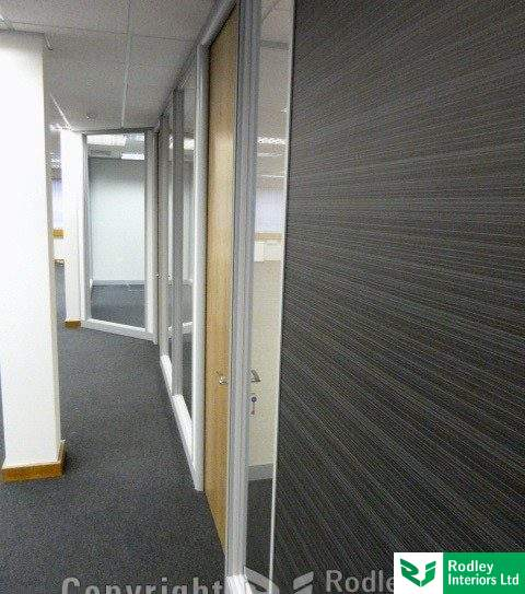 Types of Office Partition Walls