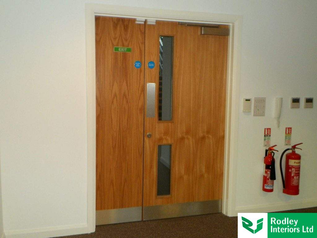 Lets talk about office door options for Door vision panel