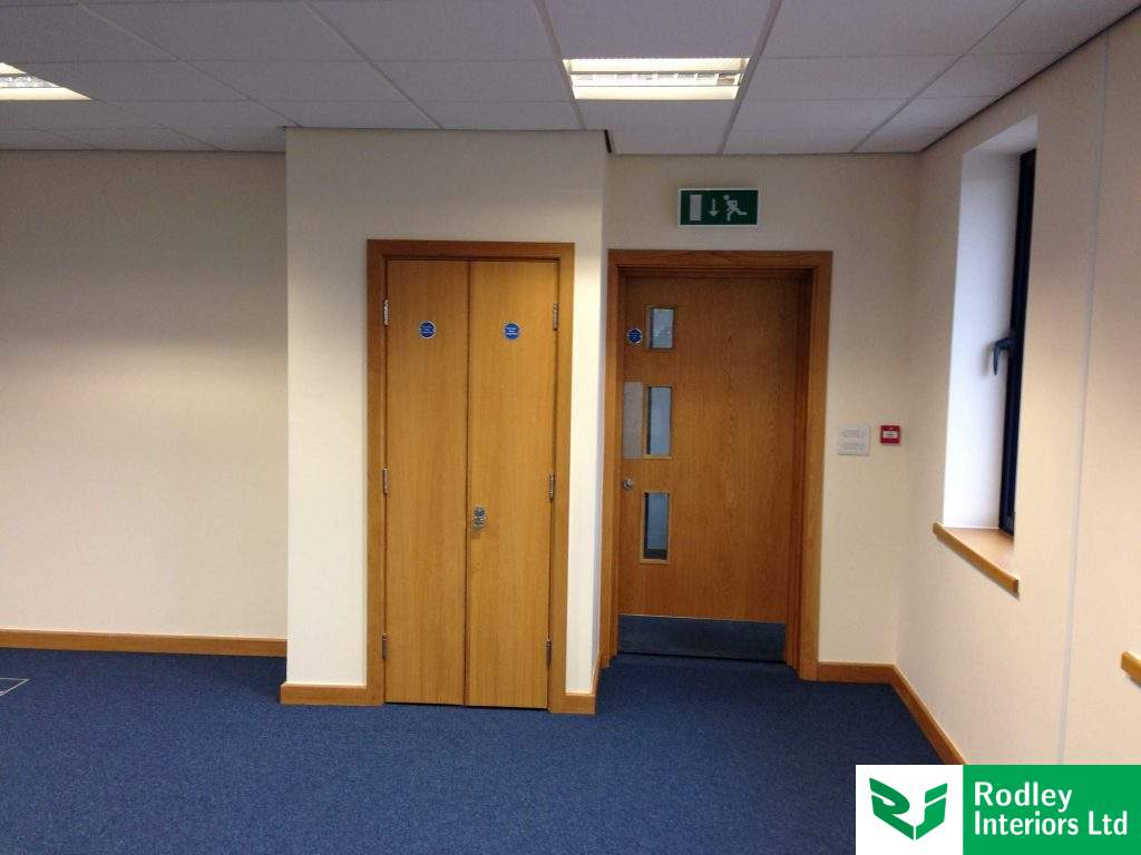 Office Fit Out Project Started In Huddersfield