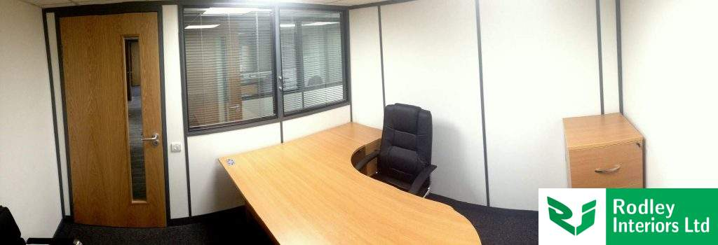 Office refurbishment completed