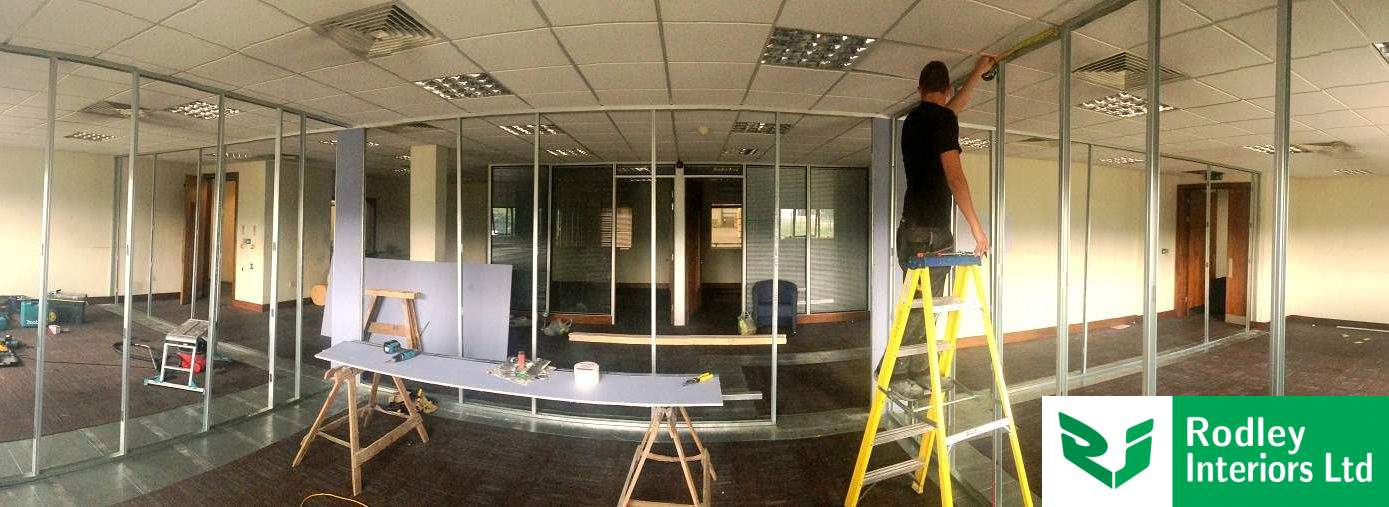 Ongoing partitioning project, Leeds