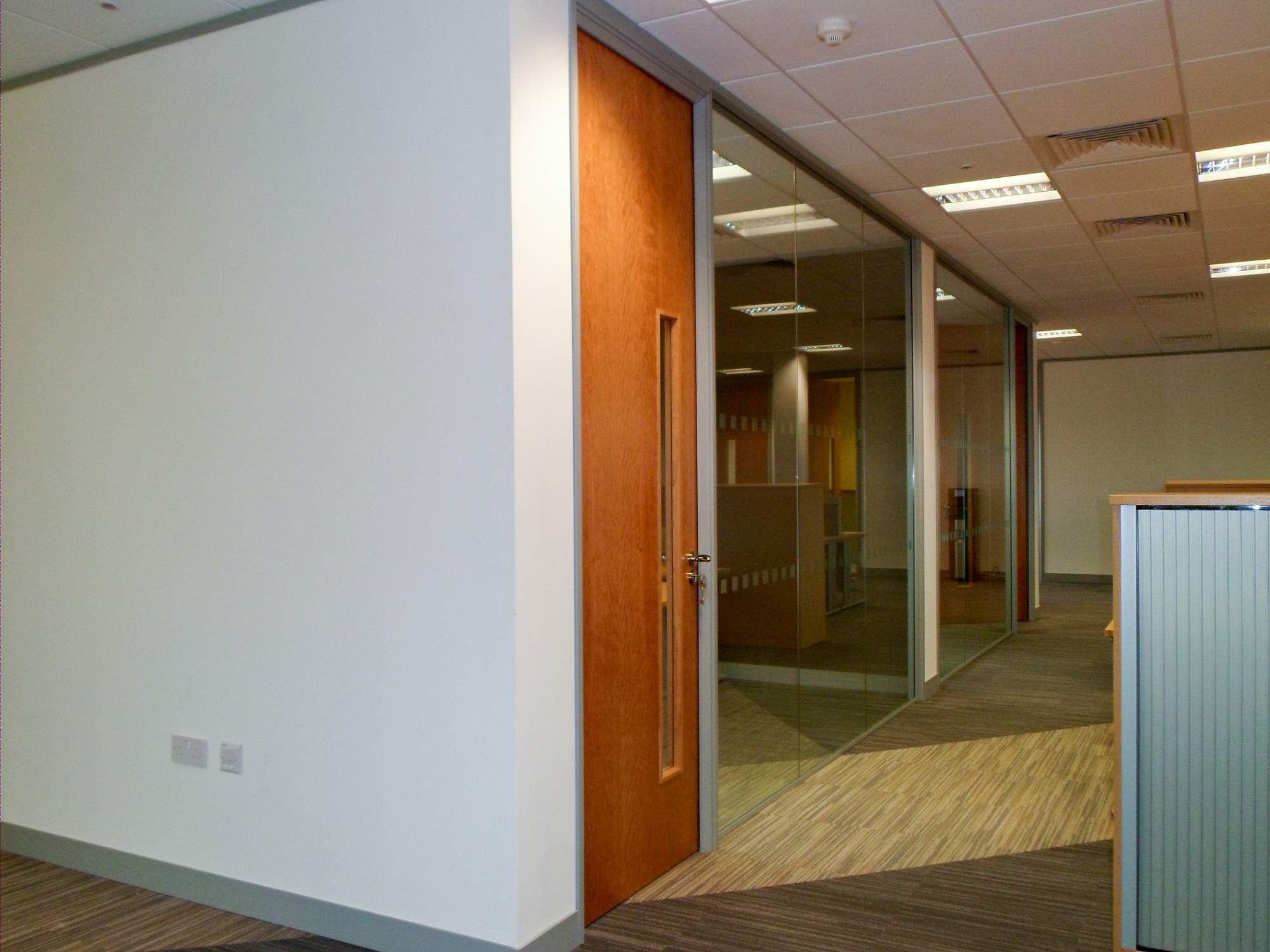 Office Partitioning Products