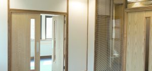 Timber Partitioning photos