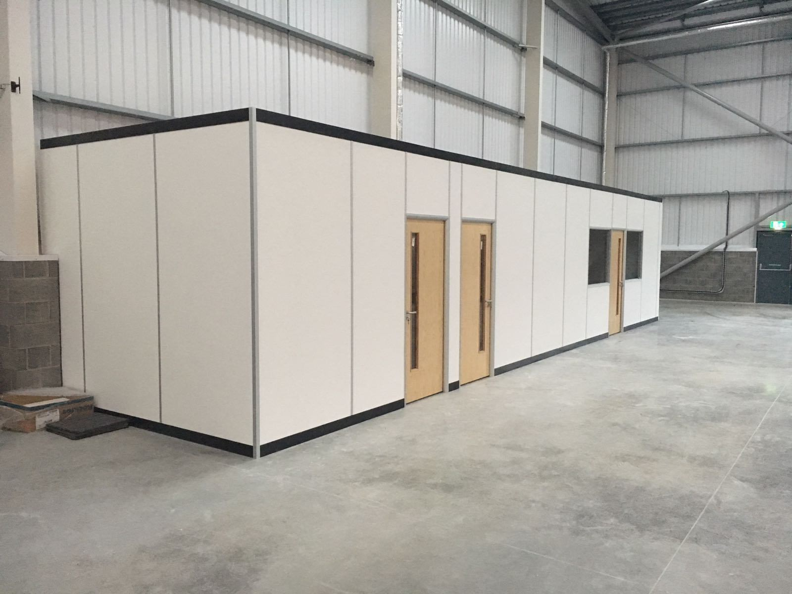 Warehouse Amp Industrial Partitioning Photos