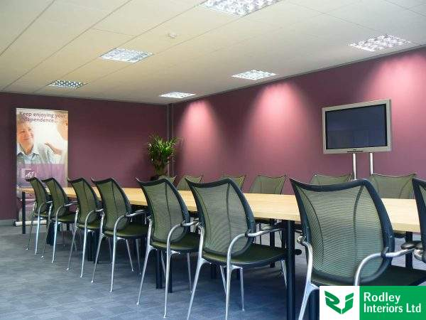 boardroom partitions