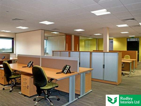 Office furniture supplied