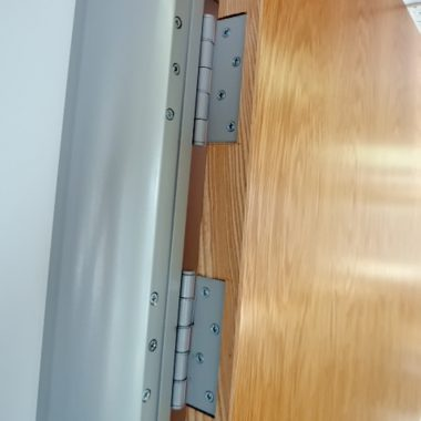 double office door hinge