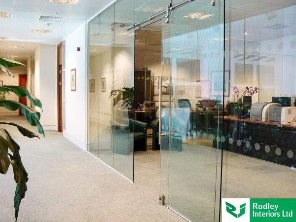 glass conforming to building regulations