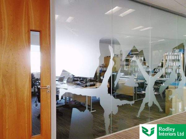 Glass Manifestation Window Films And Frosting