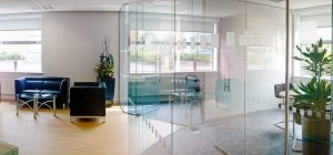 Glazed Partitions and Glass Partitioning