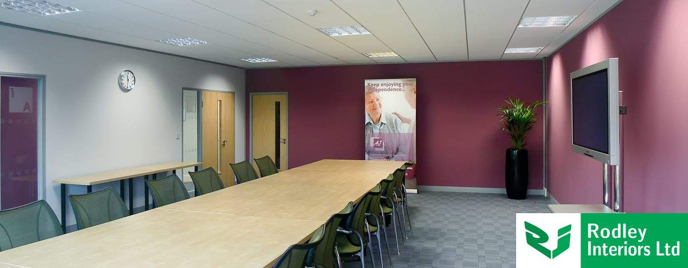 Case Study: New Office Partitioning