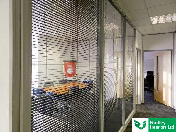 Case Study Using Glass Partition Walls In Bradford