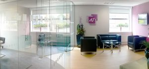 Office Refurbishment services from Rodley Interiors in Leeds.