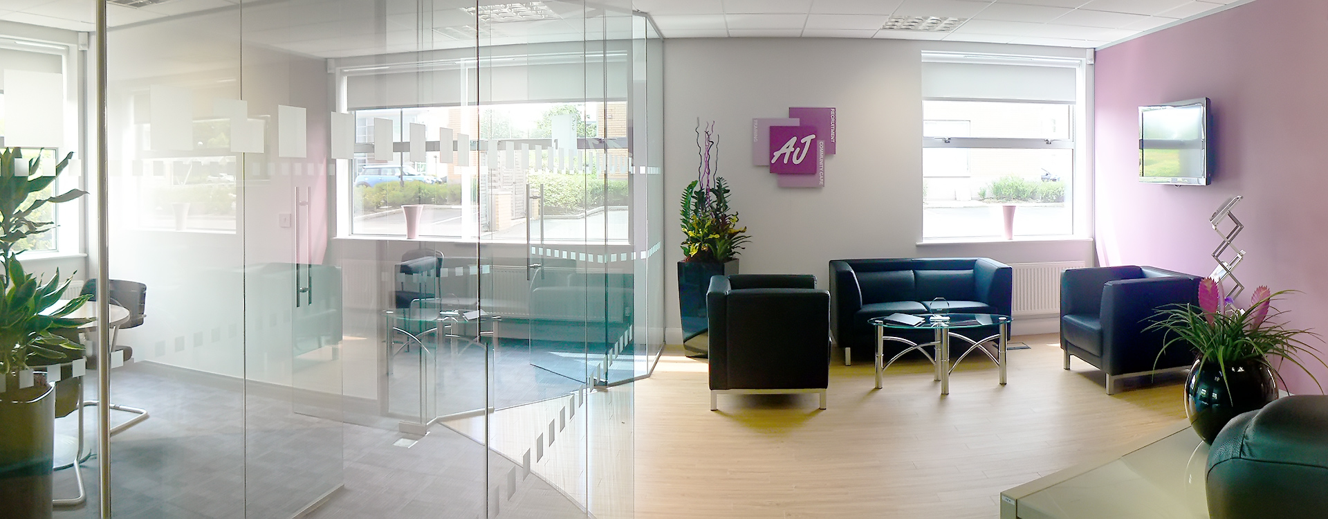 Our office refurbishment services for Office refurbishment
