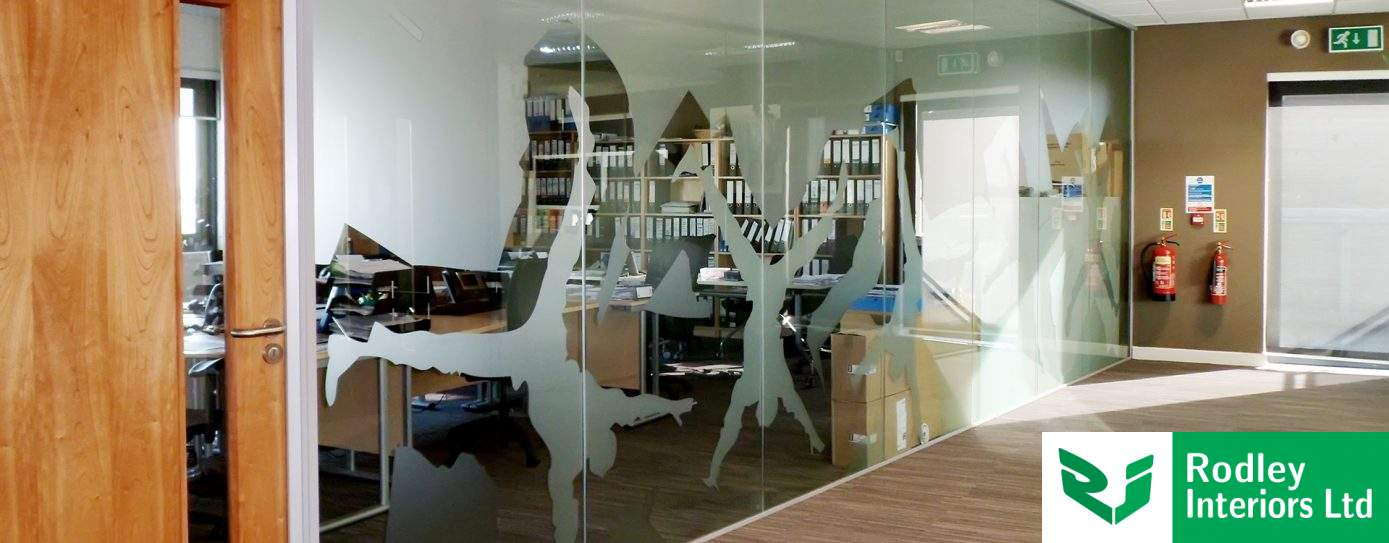 Glass Manifestation, window films and frosting