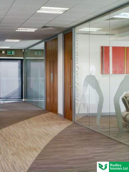 workplace after fit out