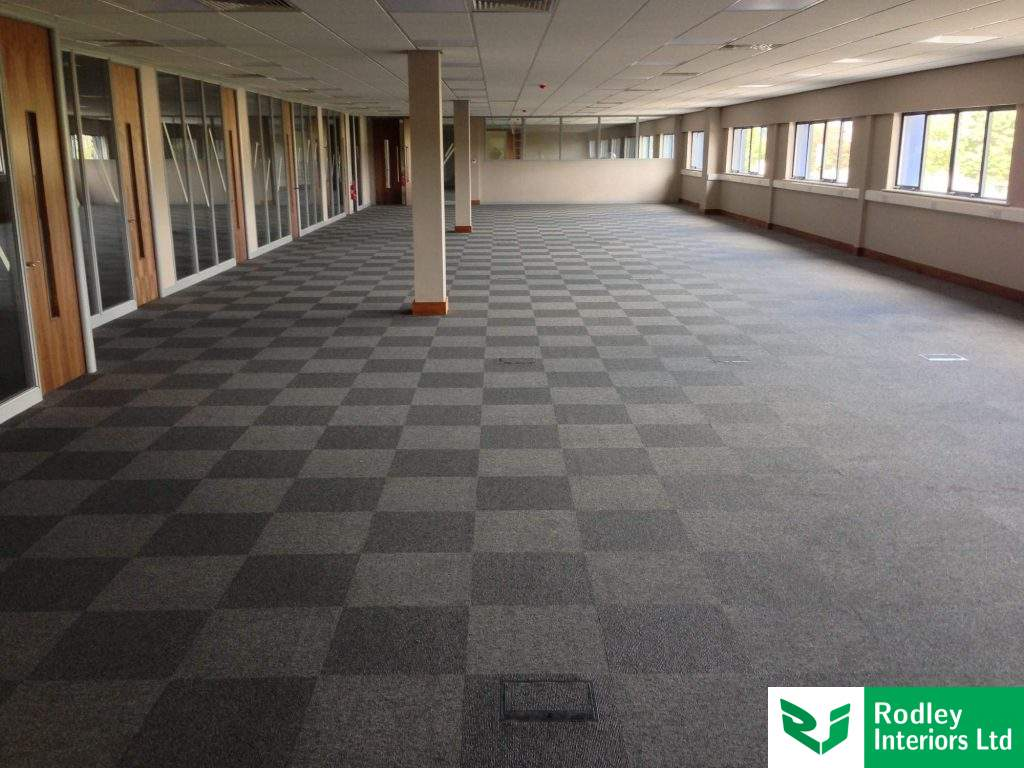 Office Flooring Options With Rodley Interiors