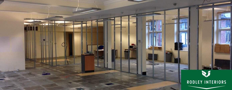 Leeds office refurbishment