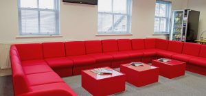 Benefits of an office breakout area
