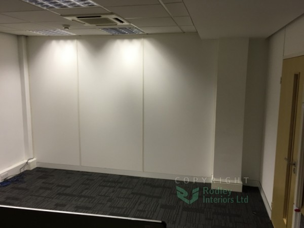 50mm office partitioning