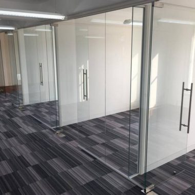 Vitrage partitioning in Leeds