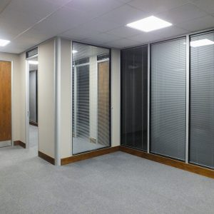 Matchin existing partitioning