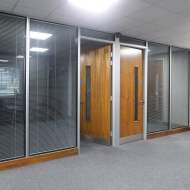 Matching existing partitions