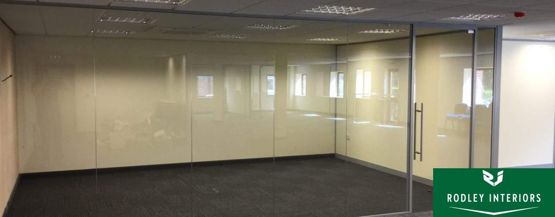 Internal Glazed Office Screens