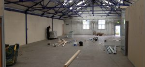 Factory Refurbishment in Leeds