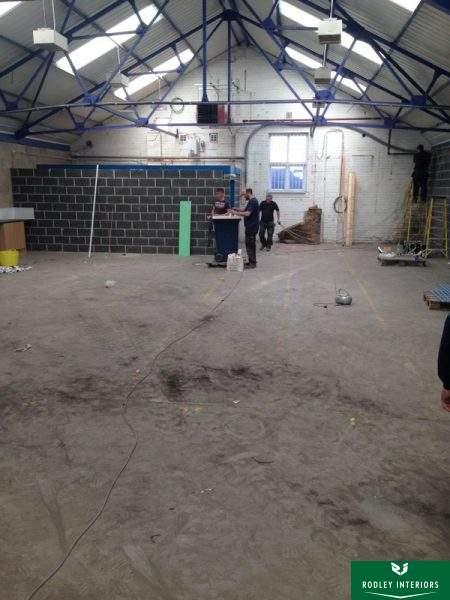Works underway for Leeds refurbishment