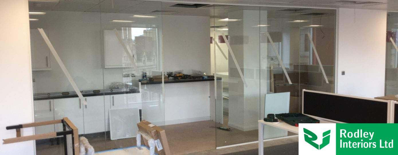 Leeds interior office fit out