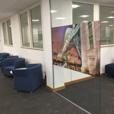 Specialist window film in Newcastle
