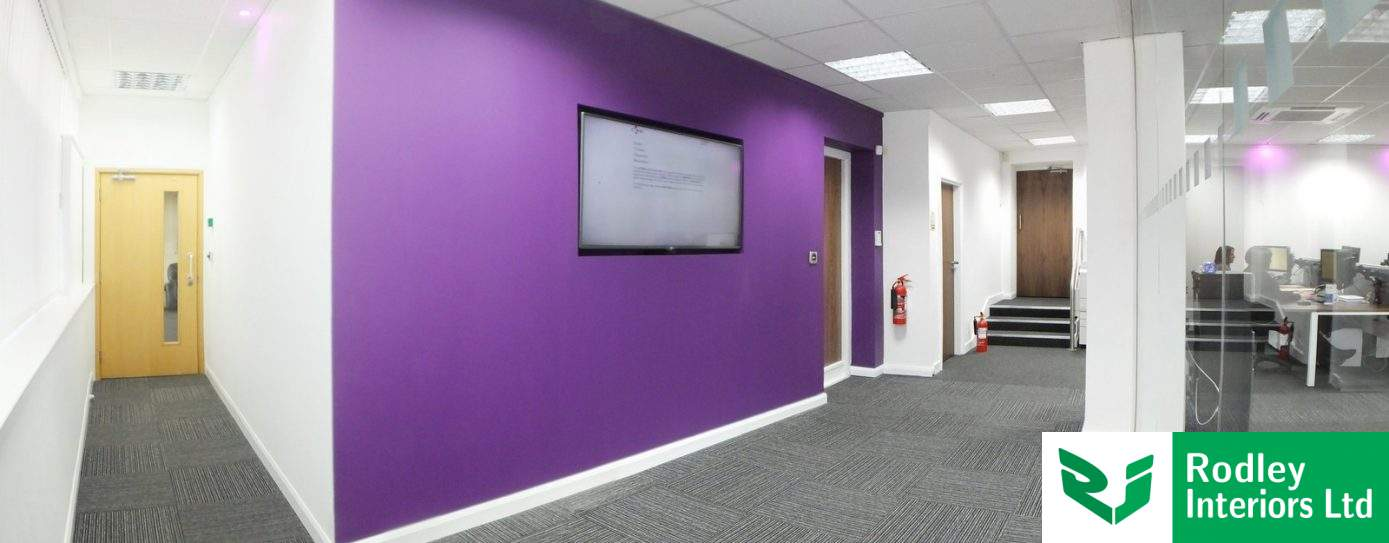 Case Study: Office Refurbishment Huddersfield