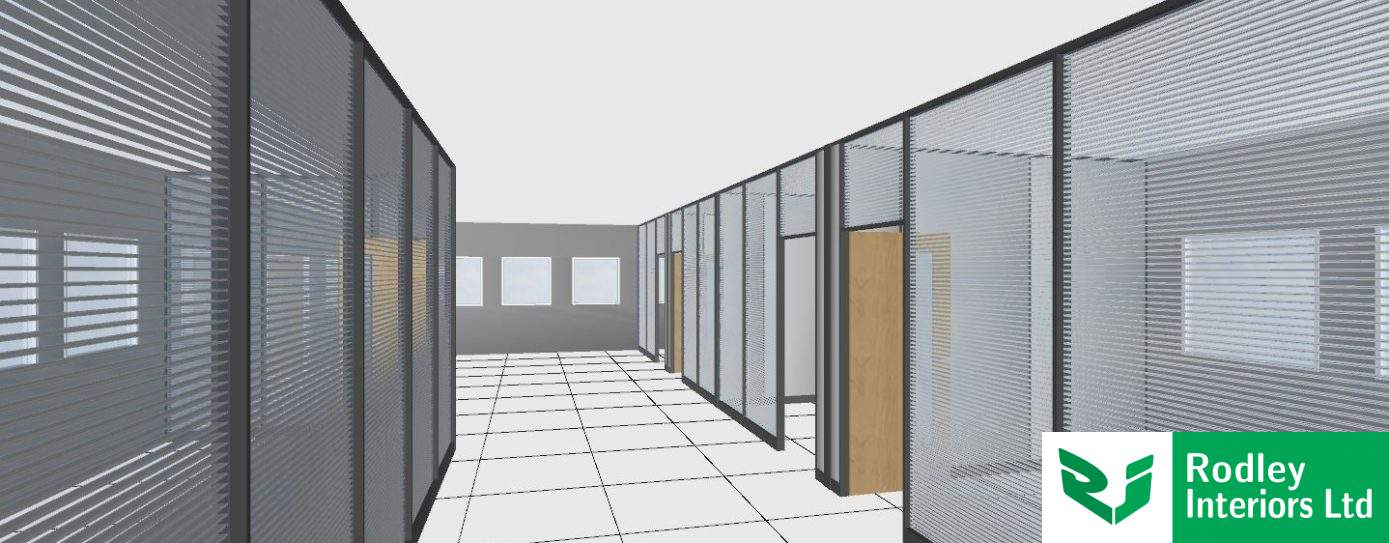 How can partitioning benefit an office?