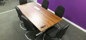 Case Study: Office Refurbishment with Furniture