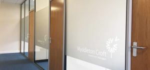 Airport West, Office Partitioning project in Yeadon