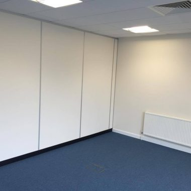 Office partitions in yeadon