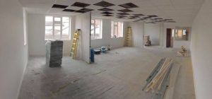 Ongoing Wakefield Office Refurbishment works