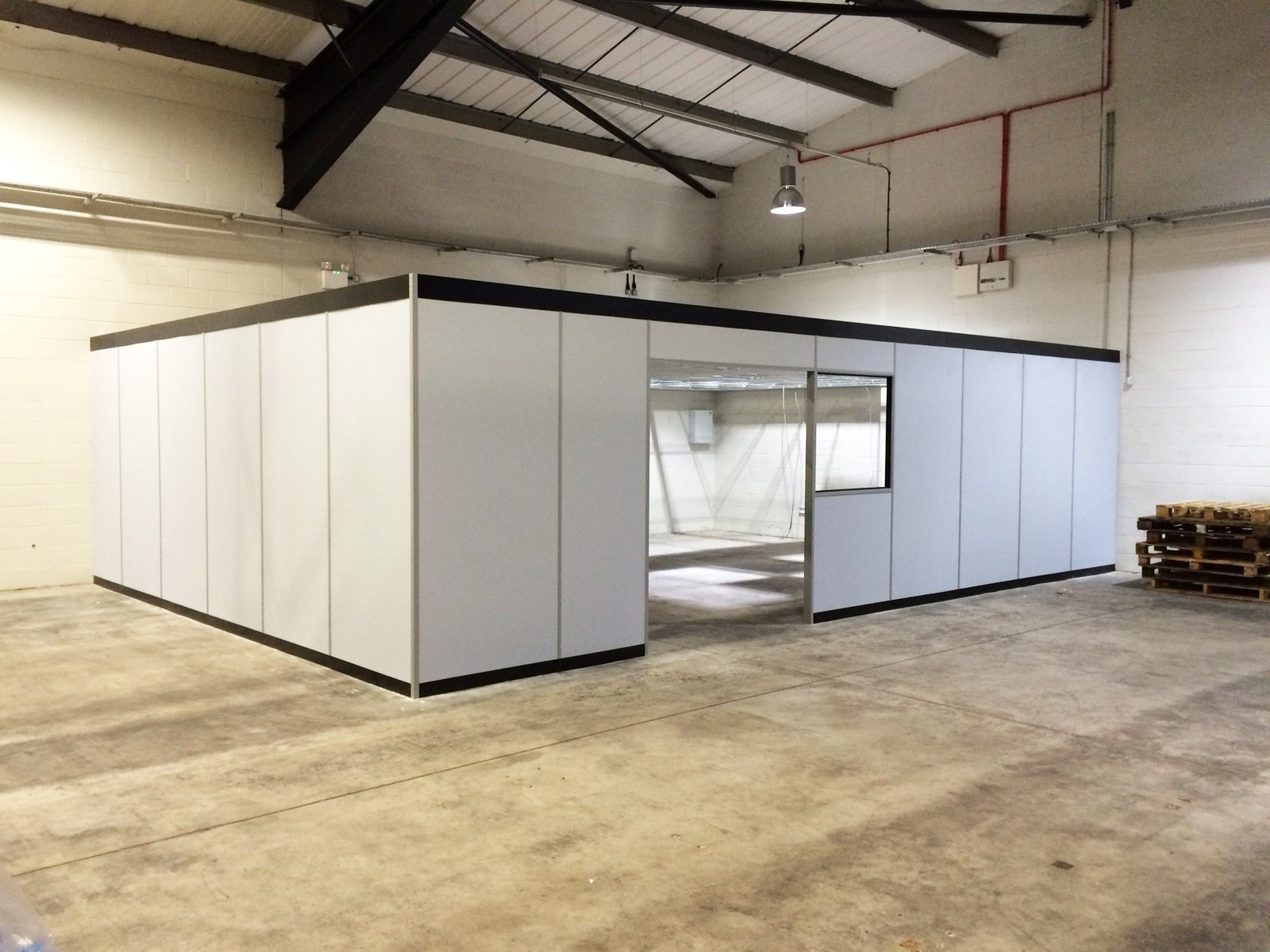 Which Style Of Partitioning Suits My Warehouse