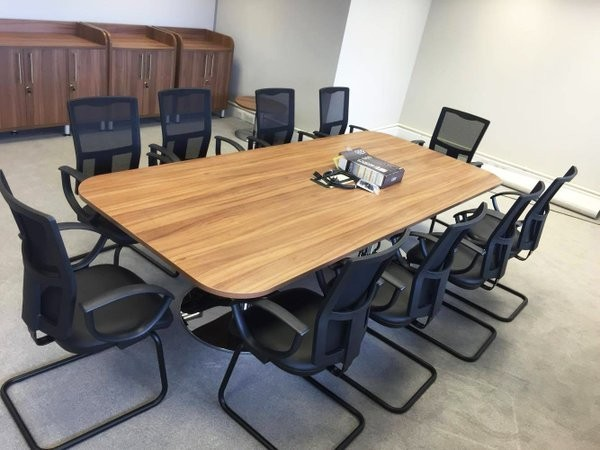 Bespoke table and chairs