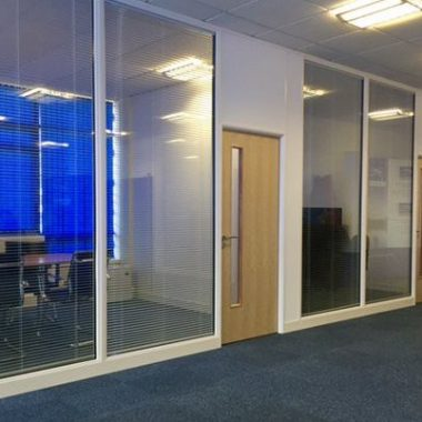 Office revamp in the north east