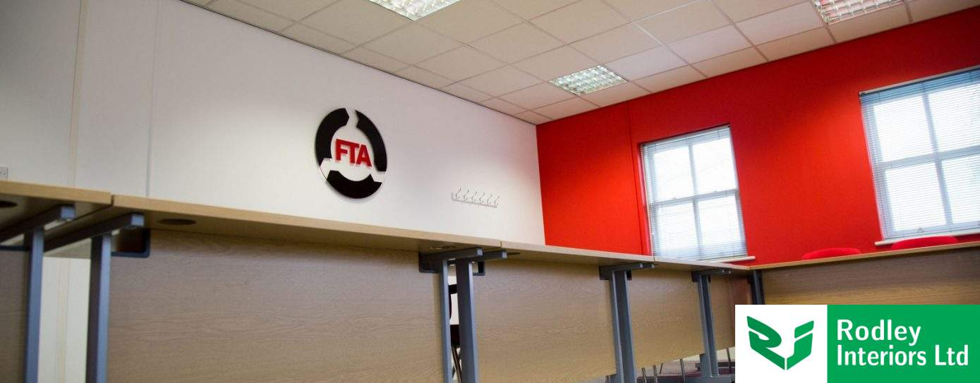 Rodley Interiors secure repeat business with Freight Transport Association