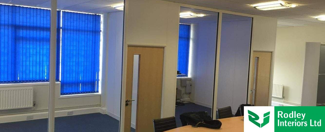 Office Revamp for North East Company