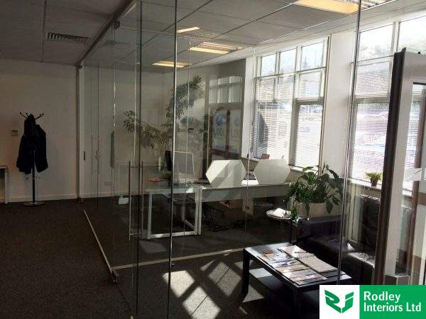 Office glazing
