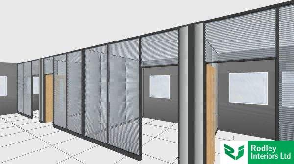 Office partitioning benefits