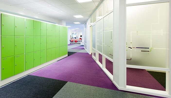 How can partitioning enhance your office?